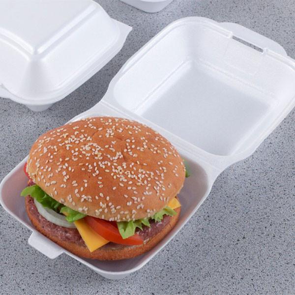 Foam Burger Box