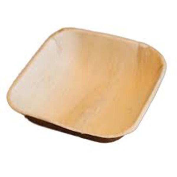 Biodegradable Palm Square Bowl