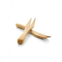 Mini Bamboo Fork
