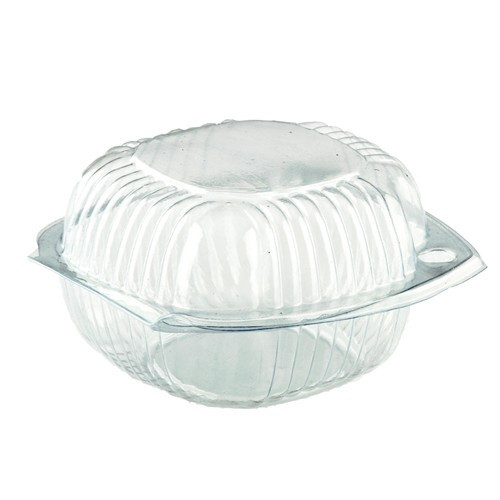 CLEAR BURGER BOXES